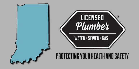 Indiana Licensed Plumber
